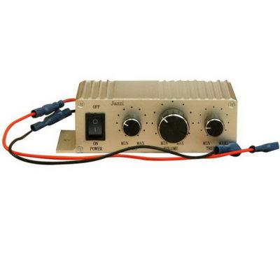 Amplificateur audio pour spa: permet d'ajuster le volume max, les basses, les trembles et de répartir les balances et bénéficier d'un son parfait