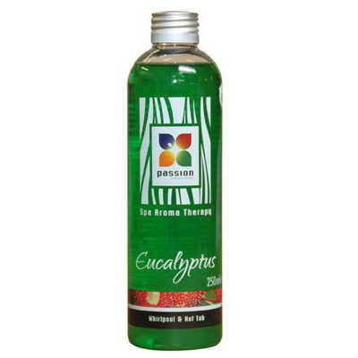 Arome eucalyptus pour parfumer l'eau de votre spa