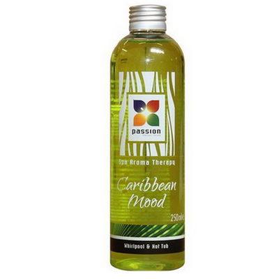 parfum pour spa humeur caraibes