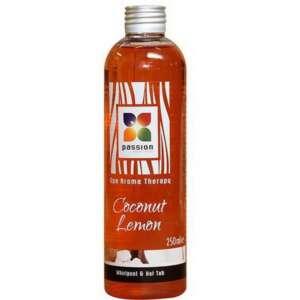 Parfum Noix de coco et Citron pour parfumer l'eau de votre spa . Des fruits du soleil pour un voyage sensoriel où la détente est garantie.