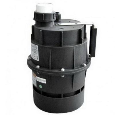 Le blower AP400-V2 du fabricant Lx Whirlpool est conçu pour alimenter entre 12 et 24 jets tout en offrant une durée de vie moyenne de 1200 heures.