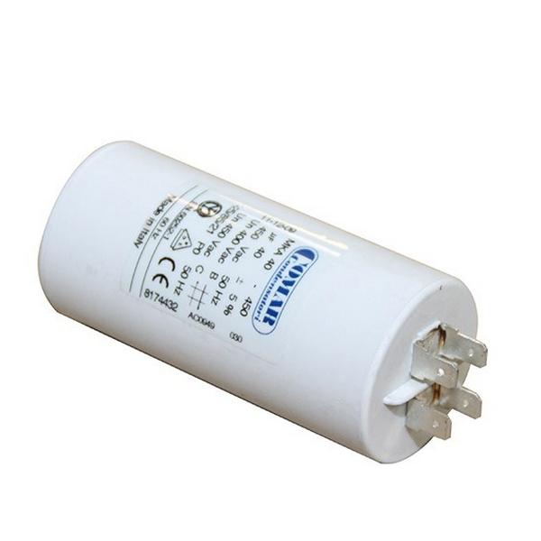 Condensateur de pompe 8M : Condensateur de pompe spa 8µ pour pompe de circulation