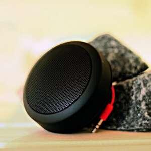 Haut-parleurs bluetooth pour connecter votre portable s à une enceinte spécialement adapté au sauna et écouter dans les meilleures conditions audio vos musiques préférées