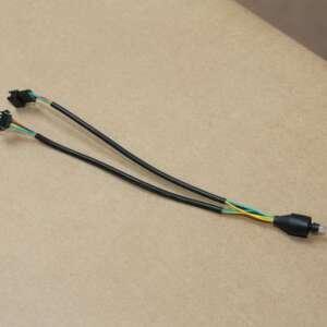 LED d'ambiance de chromothérapie : longueur totale du produit :27 cm, longueur du cable 23 cm