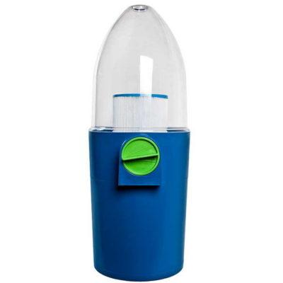 Nettoyage de filtre jetable Estelle : 1er système de nettoyage de filtre de spa jetable au monde !
