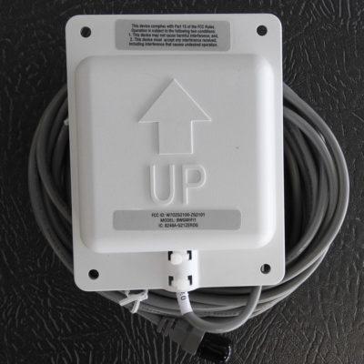 boitier wifi se branche sur la carte électronique et permet via votre smartphone d'utiliser l'application Balboa pour gérer les paramètres de votre spa à distance (mise en route des pompes, jets de massage, filtration, variation de la température…)