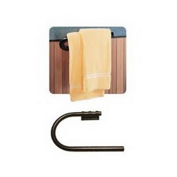 Porte-serviette : l'accessoire indispensable pour avoir toujours votre serviette de bain à porter de main.