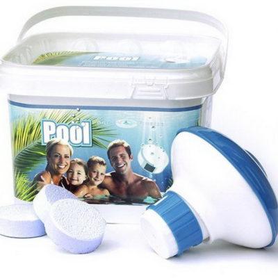 Pool spa pack Eco : Tablettes effervescentes pour avoir toujours une eau claire dans votre Spa