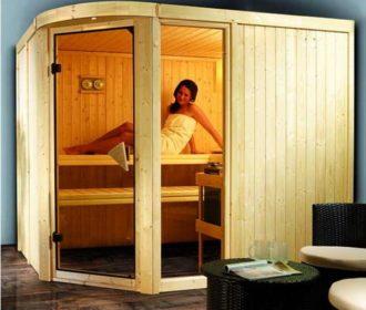 Un sauna à domicile