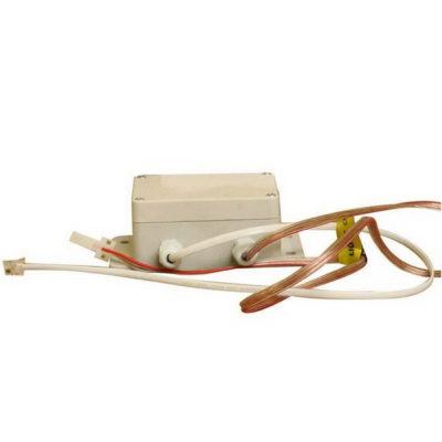 Boitier tranformateur : connecteur pour LED de spa. Permet de créer une ligne de LED périphérique