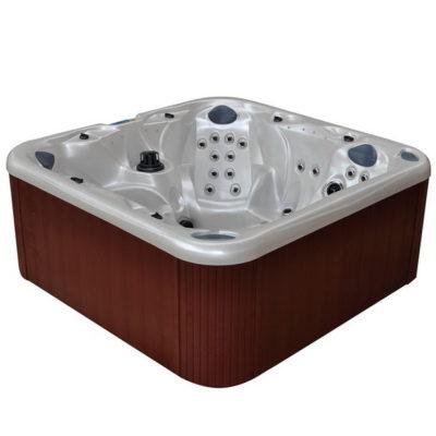Le spa Shine a a été spécialement conçu avec des jets rotatifs pour fournir le maximum de détente et d'effets thérapeutiques