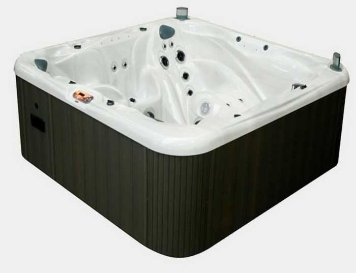 spa 2 places allong es. Black Bedroom Furniture Sets. Home Design Ideas
