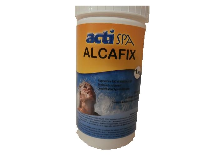 Alcafix 1 kg afin de remonter le taux de TAC