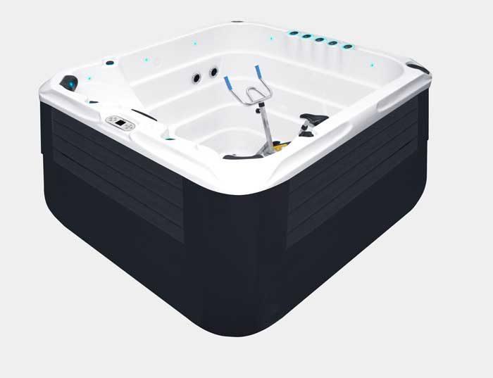 aspirateur pour spa et spa de nage. Black Bedroom Furniture Sets. Home Design Ideas