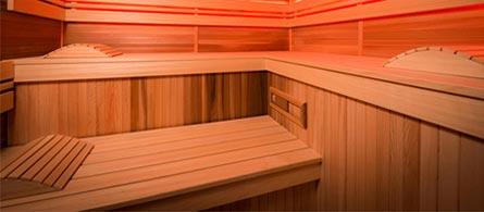 Tous les paramètre ont été étudiés sur le sauna Eccolo pour qu'il