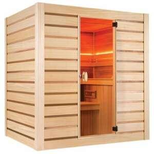 Tous les paramètre ont été étudiés sur le sauna Eccolo pour qu'il préserve l'énergie