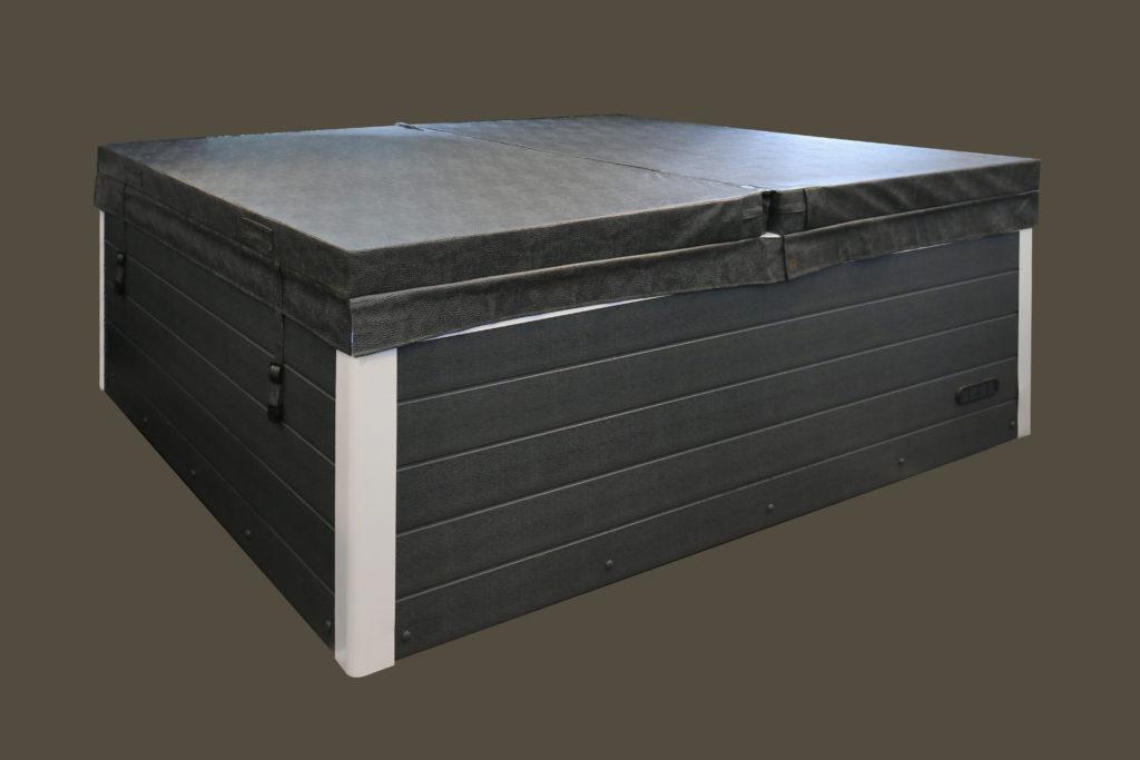 serene 2 le spa 2 places au design contemporain au ligne pur. Black Bedroom Furniture Sets. Home Design Ideas