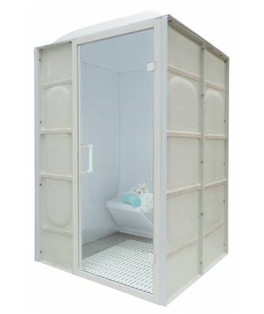 hammam romance 2 places pour profiter du bien tre votre domicile. Black Bedroom Furniture Sets. Home Design Ideas