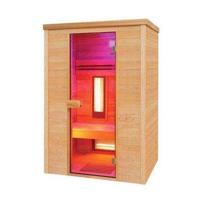 sauna int rieur spa et. Black Bedroom Furniture Sets. Home Design Ideas