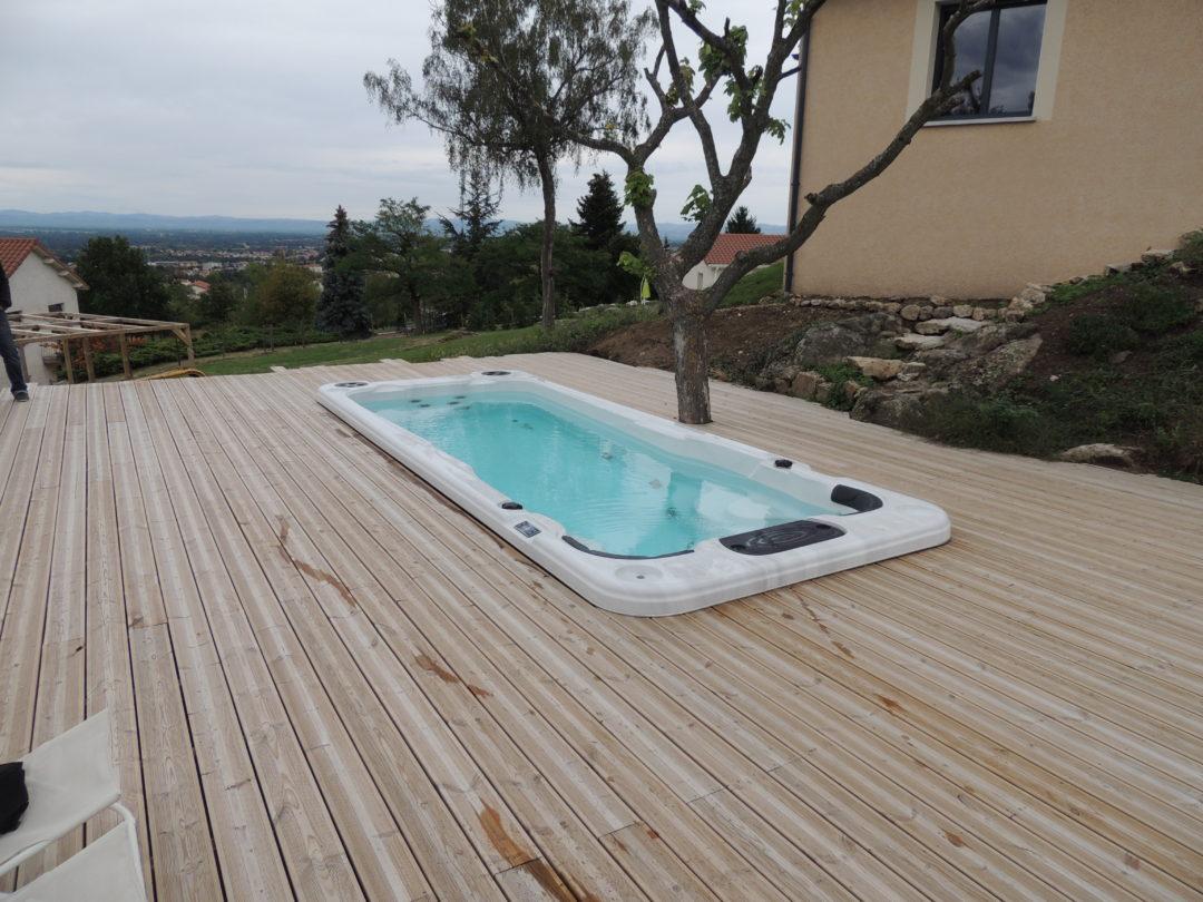 Spa de nage Aquatic 2