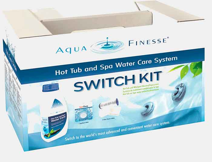 Aquafinesse switch kit package