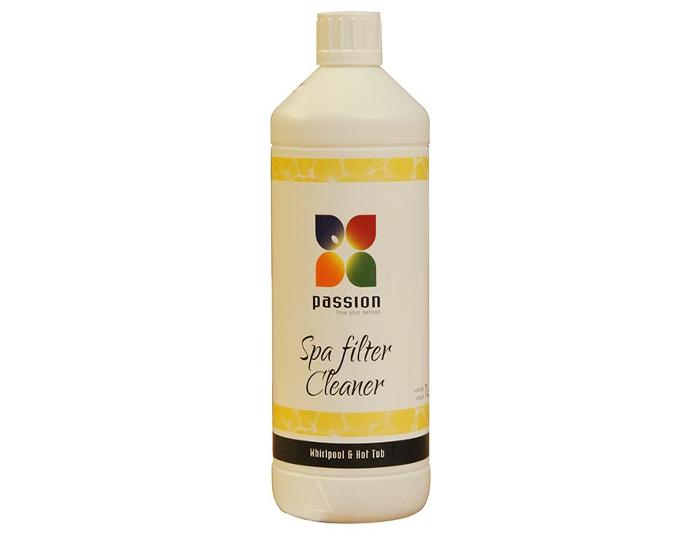 Filter cleaner désinfectant et nettoyant de filtre pour spa
